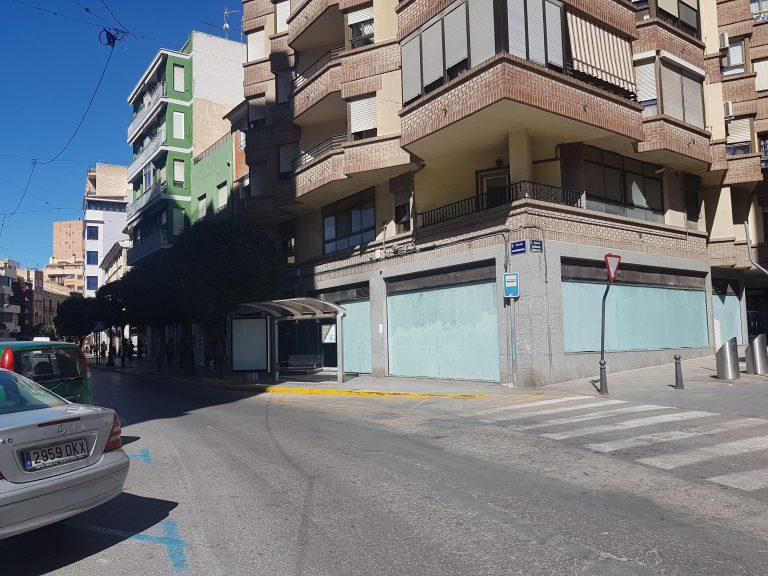 Local en el centro de Villena