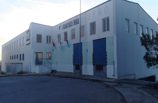 Nave industrial en Yecla