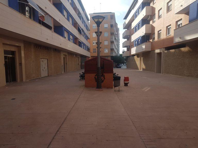 Local comercial en Villena