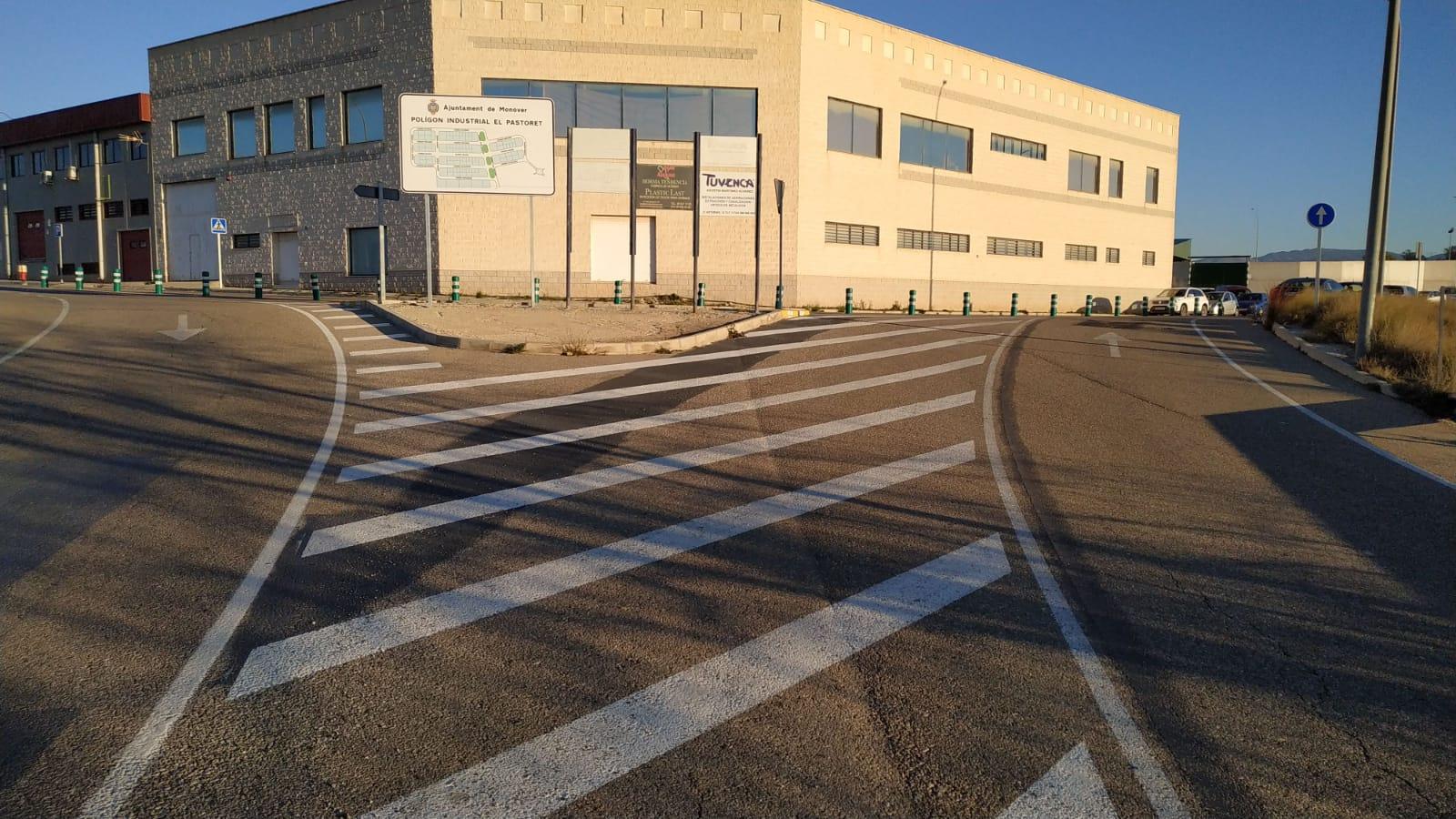 Polígono Industrial El Pastoret de Monóvar