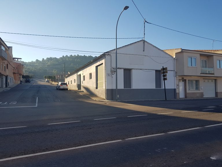 Nave Industrial Carretera de Villena, en Cañada